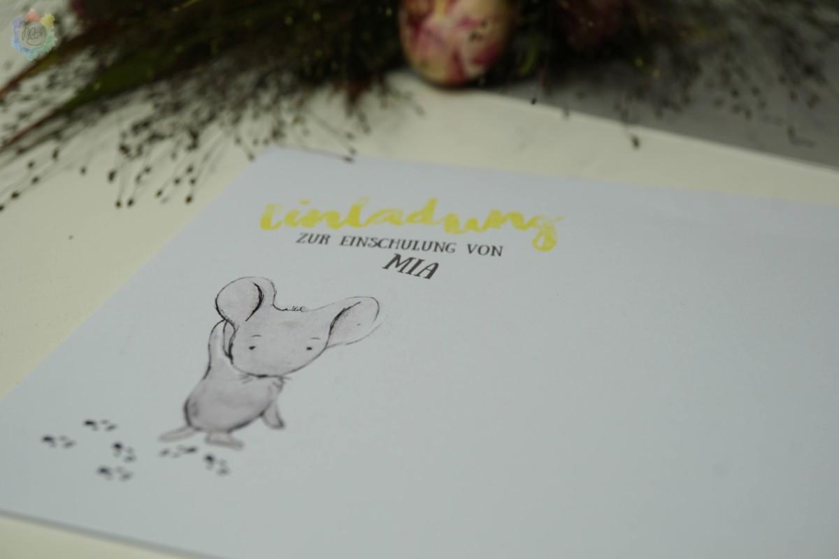 sendmoments Einladungskarten MiMi Erdbeer
