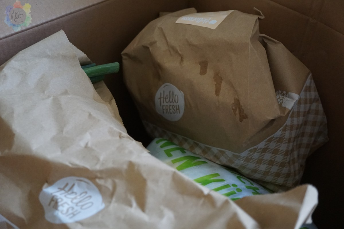 HelloFresh MiMi Erdbeer Family Box