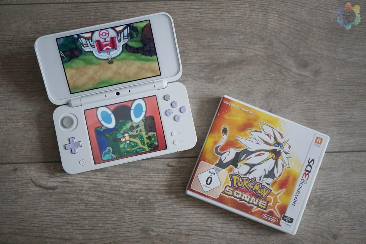 Nintendo New 2DS XL MiMi Erdbeer